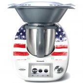 Sticker Thermomix TM 5 America