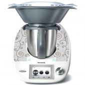 Sticker Thermomix TM 5 Banda Aurie