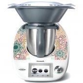 Sticker Thermomix TM 5 Design Rotund