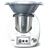 Sticker Thermomix TM 5 Ploaie de Inimi