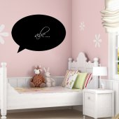 Stickers ardoise bulle