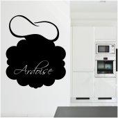 Stickers ardoise cuisine