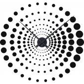 Stickers Horloge illusion