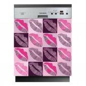 Stickers lave vaisselle bouche