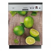 Stickers lave vaisselle citrons