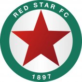 Stickers RED STAR FC