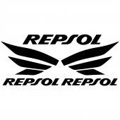 Autocollant - Stickers Repsol