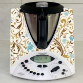 Stickers Thermomix TM 31 Florale ornements