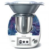 Stickers Thermomix TM5 Abstrait 4