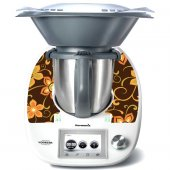 Stickers Thermomix TM5 Feuilles d'automne