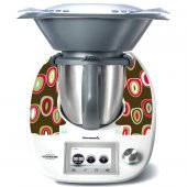 Stickers Thermomix TM5 Rond abstrait