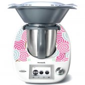 Stickers Thermomix TM 5 Spirales