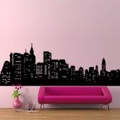 Stickers Ville New York