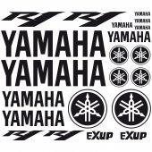 Autocollant - Stickers Yamaha R1