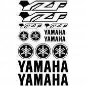 Autocollant - Stickers Yamaha YZF