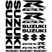 Suzuki Gsx r Aufkleber-Set
