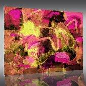 Tableau Plexi Abstrait