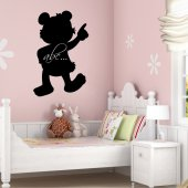 Tafelfolie Bären