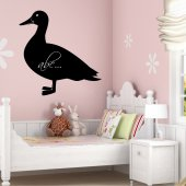 Tafelfolie Ente