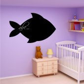Tafelfolie Fisch