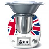 Thermomix TM31 Aufkleber London