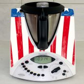 Thermomix TM31 Aufkleber USA