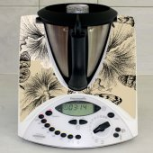 Thermomix TM31 Decal Stickers - Butterflies