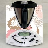 Thermomix TM31 Decal Stickers - Flowers