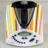 Thermomix TM31 Decal Stickers - Stripe