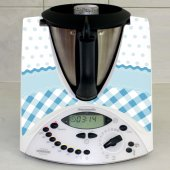 Thermomix TM31 Decal Stickers - Vichi Gingham