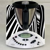 Thermomix TM31 Decal Stickers - Zebra