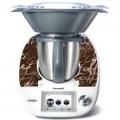 Thermomix TM5 Aufkleber Kaffee