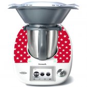Thermomix TM5 Aufkleber Sterne
