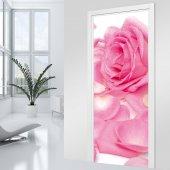 Türtapete Rose