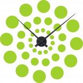 Vinilo Decorativo Reloj circulo