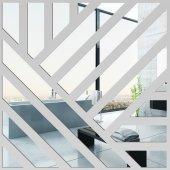 Wandspiegel aus Acrylglas Quadrat