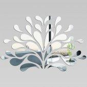 Wandspiegel aus Acrylglas Wassertropfen