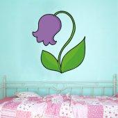 Wandsticker Blume