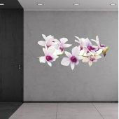Wandsticker Orchidee