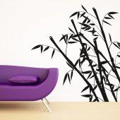 Wandtattoo Bambus