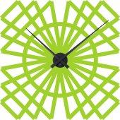 Wandtattoo-Uhr Design