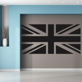 Wandtattoo United Kingdom-Flagge