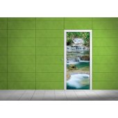 Waterfall Door Stickers