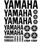 Yamaha Aufkleber-Set