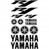 Yamaha R1 Aufkleber-Set