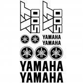 Yamaha XT 500 Aufkleber-Set