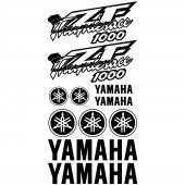 Yamaha Yzf Thunderace 1000 Aufkleber-Set