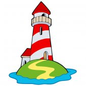 Stickers Phare