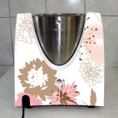 Stickers Thermomix TM 31 Flowers 3