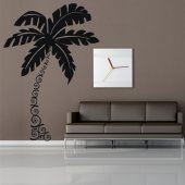 Adesivo Murale palma